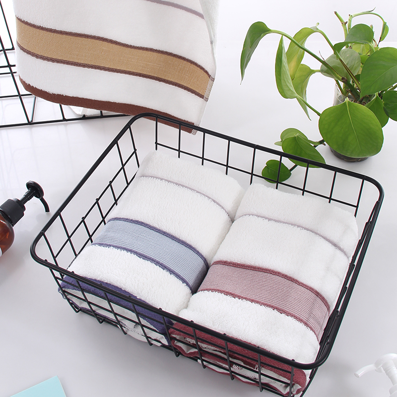 Combed Long Staple Cotton Elegance Towel